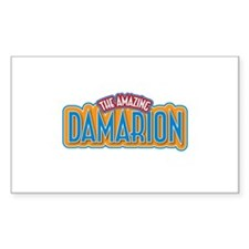 The Amazing Damarion Decal