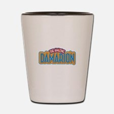 The Amazing Damarion Shot Glass