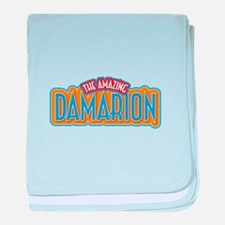 The Amazing Damarion baby blanket