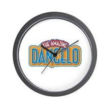 The Amazing Dangelo Wall Clock