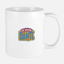 The Amazing Dante Small Mugs