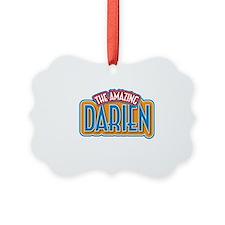 The Amazing Darien Ornament