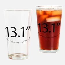 Thirteen Point One IN 13.1in Drinking Glass