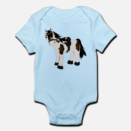 Paint Pony Infant Bodysuit