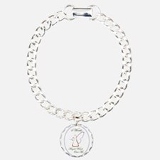 4 Words - Angels Watch Over me - All Cancers Bracelet
