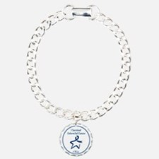 4 Words - I Survived Colorectal Cancer Bracelet