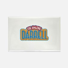 The Amazing Darrell Rectangle Magnet