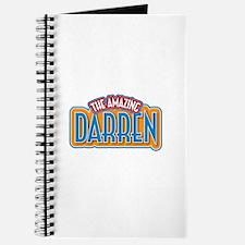 The Amazing Darren Journal