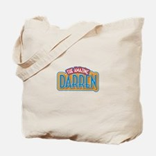 The Amazing Darren Tote Bag