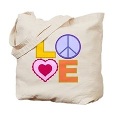 Love Art Tote Bag