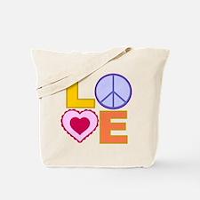 Love Art Tote Bag