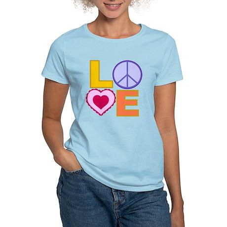 Love Art Women's Light T-Shirt