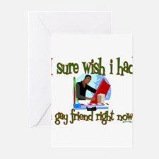 Gay friend Greeting Cards (Pk of 10)
