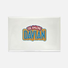 The Amazing Davian Rectangle Magnet