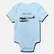Junkers G 24W w text Body Suit