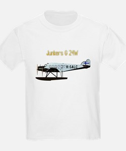 Junkers G 24W w text T-Shirt