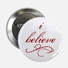 I Believe (fancy) Button