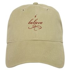 I Believe (fancy) Baseball Cap
