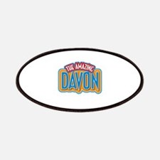 The Amazing Davon Patches