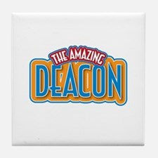 The Amazing Deacon Tile Coaster