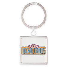 The Amazing Demetrius Keychains