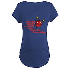 Atoms Maternity T-Shirt