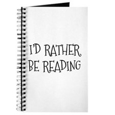 Rather Be Reading Playful Journal