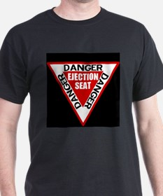 NEW! Ejection Seat T-Shirt