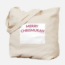 Merry Chrismukah - Tote Bag