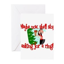 Ring Greeting Cards (Pk of 10)