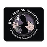 Stop Motion Animation Mousepad