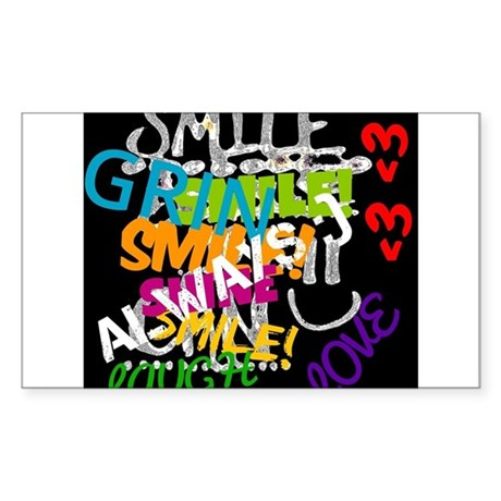 Smile Laugh Love Sticker