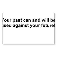 Your past Decal