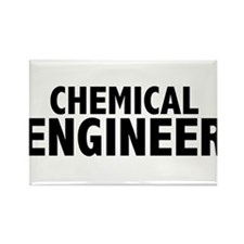 Chemical Engineer Rectangle Magnet
