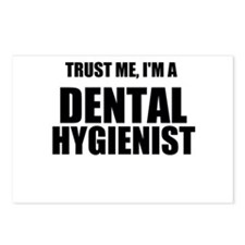 Trust Me, Im A Dental Hygienist Postcards (Package