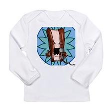 Bacon Rocks! cp Long Sleeve T-Shirt