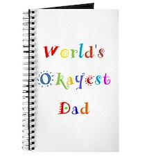 World's Okayest Dad Journal