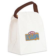 The Amazing Deshawn Canvas Lunch Bag