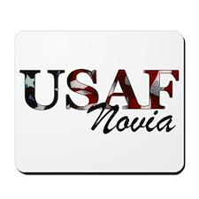 USAF Novia (Bandera) Mousepad