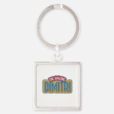The Amazing Dimitri Keychains