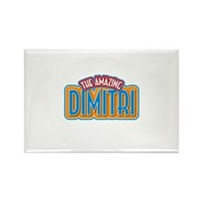 The Amazing Dimitri Rectangle Magnet