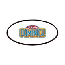 The Amazing Dominick Patches