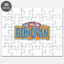 The Amazing Donovan Puzzle