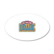 The Amazing Drake Wall Decal