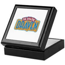 The Amazing Draven Keepsake Box