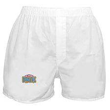 The Amazing Dwayne Boxer Shorts