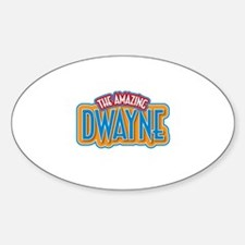 The Amazing Dwayne Decal