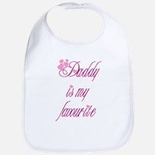 Daddy is my favourite Bib