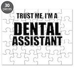 Trust Me, Im A Dental Assistant Puzzle