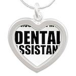 Trust Me, Im A Dental Assistant Necklaces